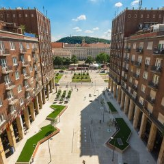 Отель M-Square Hotel Венгрия, Будапешт - 3 отзыва об отеле, цены и фото номеров - забронировать отель M-Square Hotel онлайн фото 3