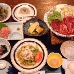 Отель Hakuba Ski Kan Хакуба питание фото 3