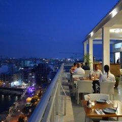 Отель The Preluna Hotel Мальта, Слима - 4 отзыва об отеле, цены и фото номеров - забронировать отель The Preluna Hotel онлайн питание фото 2