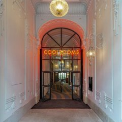 Отель CoolRooms Atocha Hotel Испания, Мадрид - отзывы, цены и фото номеров - забронировать отель CoolRooms Atocha Hotel онлайн интерьер отеля фото 3