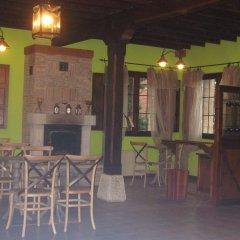 Отель Posada El Jardin de Angela гостиничный бар