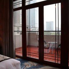 Shanghai Donghu Hotel балкон