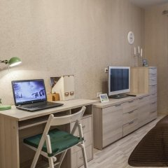 Гостиница Bela Kuna 1 Bldg 2 в Санкт-Петербурге отзывы, цены и фото номеров - забронировать гостиницу Bela Kuna 1 Bldg 2 онлайн Санкт-Петербург комната для гостей