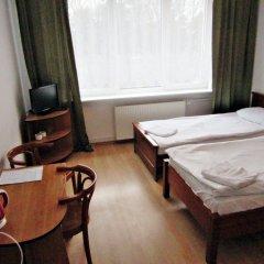 Отель SCSK Brzeźno Польша, Гданьск - 1 отзыв об отеле, цены и фото номеров - забронировать отель SCSK Brzeźno онлайн комната для гостей фото 4