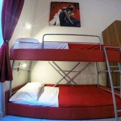 Palladini Hostel Rome сейф в номере