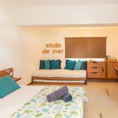 Отель Emeraude Beach Attitude комната для гостей фото 5