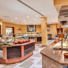 Отель Occidental Jandia Mar Джандия-Бич питание фото 2