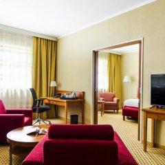 Отель Courtyard by Marriott Prague Airport Чехия, Прага - 11 отзывов об отеле, цены и фото номеров - забронировать отель Courtyard by Marriott Prague Airport онлайн комната для гостей фото 3