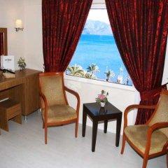 Cle Seaside Hotel Турция, Мармарис - отзывы, цены и фото номеров - забронировать отель Cle Seaside Hotel онлайн комната для гостей фото 4