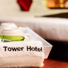 City Tower Hotel ванная