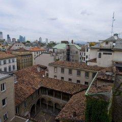 Отель Ketchroom Porta Venezia Италия, Милан - отзывы, цены и фото номеров - забронировать отель Ketchroom Porta Venezia онлайн балкон