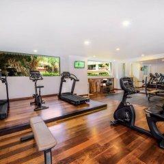 Отель Tangerine Beach Шри-Ланка, Калутара - 2 отзыва об отеле, цены и фото номеров - забронировать отель Tangerine Beach онлайн фитнесс-зал