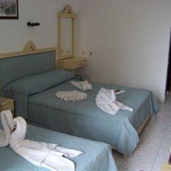 Glaros Hotel комната для гостей