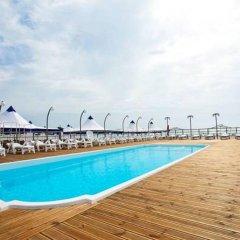 Гостиница Черное Море Бугаз бассейн
