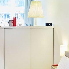 Greulich Design & Lifestyle Hotel удобства в номере
