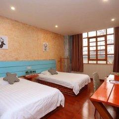 Chengdu Dreams Travel Youth Hostel комната для гостей фото 3