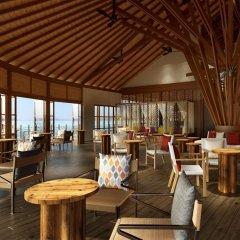 Отель Cinnamon Dhonveli Maldives-Water Suites Мальдивы, Остров Чаайя - отзывы, цены и фото номеров - забронировать отель Cinnamon Dhonveli Maldives-Water Suites онлайн интерьер отеля фото 2