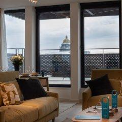Отель Sweet Inn Apartments - Toison D'or Бельгия, Брюссель - отзывы, цены и фото номеров - забронировать отель Sweet Inn Apartments - Toison D'or онлайн гостиничный бар