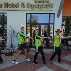 Prestige Hotel and Aquapark Золотые пески фитнесс-зал фото 2