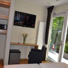 Alp Hotel Amsterdam Амстердам сейф в номере