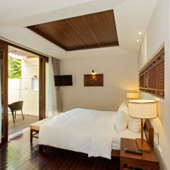 Отель Hoi An Silk Marina Resort & Spa Вьетнам, Хойан - отзывы, цены и фото номеров - забронировать отель Hoi An Silk Marina Resort & Spa онлайн комната для гостей фото 4