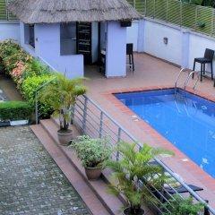 Отель Calabar Harbour Resort SPA Калабар бассейн