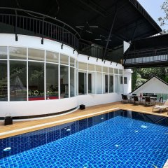 Отель Villa Nap Dau 8 Bedrooms бассейн фото 2