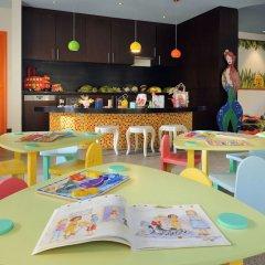 Park Hyatt Abu Dhabi Hotel & Villas детские мероприятия