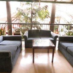Отель Garden Plaza Hotel Филиппины, Манила - отзывы, цены и фото номеров - забронировать отель Garden Plaza Hotel онлайн балкон