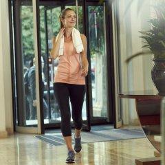 Отель Crowne Plaza London - The City Великобритания, Лондон - отзывы, цены и фото номеров - забронировать отель Crowne Plaza London - The City онлайн фитнесс-зал фото 4