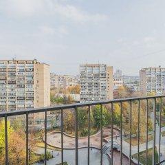 Апартаменты GM Apartment Ukrainskiy Bulvar 6 балкон