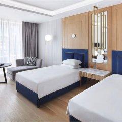 Отель Grand Hyatt Athens Греция, Афины - отзывы, цены и фото номеров - забронировать отель Grand Hyatt Athens онлайн комната для гостей фото 2