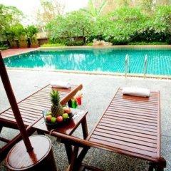 Отель Green Point Resort Бангкок бассейн фото 3