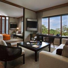 Отель Capella Singapore комната для гостей