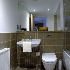 Отель Tolbooth Apartments Великобритания, Глазго - отзывы, цены и фото номеров - забронировать отель Tolbooth Apartments онлайн ванная