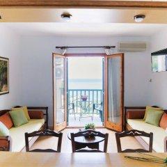 Отель Corfu Residence Греция, Корфу - отзывы, цены и фото номеров - забронировать отель Corfu Residence онлайн комната для гостей фото 3