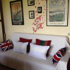 Отель Appartamento Cascina Colombaia Базильо комната для гостей