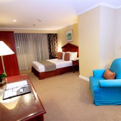 Отель Oxford Suites Makati Филиппины, Макати - отзывы, цены и фото номеров - забронировать отель Oxford Suites Makati онлайн комната для гостей