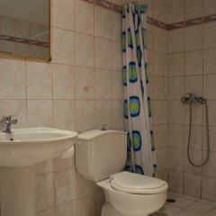 Отель Panorama Hotel and Apartments Греция, Родос - отзывы, цены и фото номеров - забронировать отель Panorama Hotel and Apartments онлайн ванная