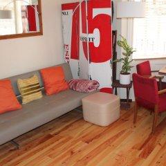 Апартаменты Cannon Spa Brighton Beach Apartments Брайтон комната для гостей фото 2
