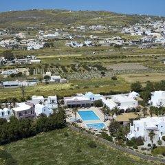 Отель 9 Muses Santorini Resort фото 7