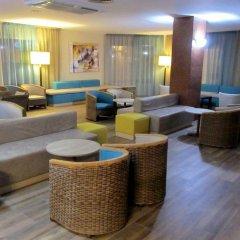 Отель Italia Nessebar Болгария, Несебр - 1 отзыв об отеле, цены и фото номеров - забронировать отель Italia Nessebar онлайн интерьер отеля