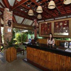 Отель Friendship Beach Resort & Atmanjai Wellness Centre интерьер отеля фото 3