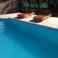 Отель Cabañas la Casona Аргентина, Мина Клаверо - отзывы, цены и фото номеров - забронировать отель Cabañas la Casona онлайн бассейн