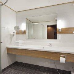 Отель Holiday Club Saimaa Hotel Финляндия, Рауха - 12 отзывов об отеле, цены и фото номеров - забронировать отель Holiday Club Saimaa Hotel онлайн ванная