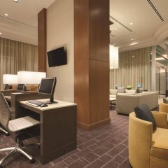 Отель Hyatt Place Washington DC/Georgetown/West End интерьер отеля фото 2