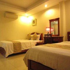 Отель Hoang Hoang Hotel Вьетнам, Хошимин - отзывы, цены и фото номеров - забронировать отель Hoang Hoang Hotel онлайн комната для гостей фото 2