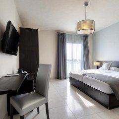 Отель Argento Мальта, Сан Джулианс - отзывы, цены и фото номеров - забронировать отель Argento онлайн комната для гостей фото 2