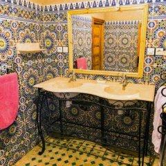 Отель Dar Mari Марокко, Мерзуга - отзывы, цены и фото номеров - забронировать отель Dar Mari онлайн ванная фото 2