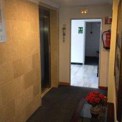 Отель Amoros сауна